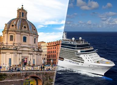 Viajes Sicilia, Grecia e Italia 2018-2019: Roma y Crucero por Sicilia, Malta e Islas Griegas