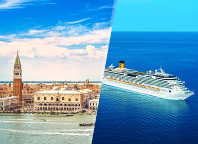 Viajes Grecia, Croacia e Italia 2019: Venecia y Crucero por el Mediterráneo