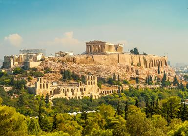 Viajes Grecia 2019-2020: Tour Grecia: Atenas, Peloponeso y Playas de Santorini