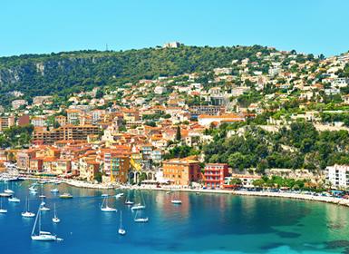 Viajes Francia 2019-2020: Tour Fly&drive Francia: Ruta en coche por la glamurosa Costa Azul