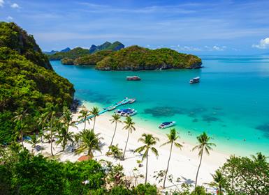 Viajes Tailandia y Vietnam 2019: Luna de miel con encanto en Vietnam y Playas de Koh Samui (Tailandia)