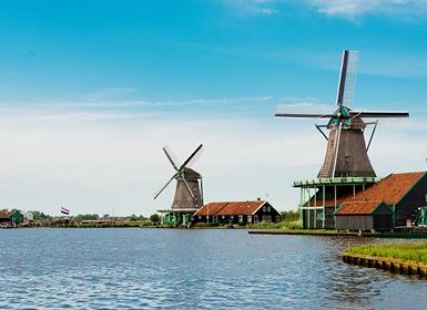 Viajes Holanda y Países Bajos 2019-2020: Ruta por las Tierras Bajas (Nederlanden)