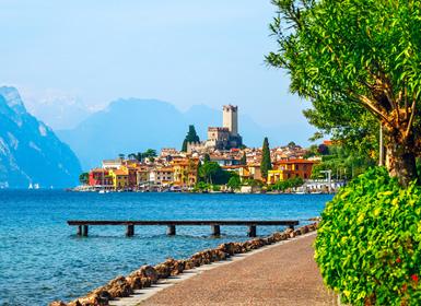 Viajes Italia 2017: Región de los Lagos, Emilia Romaña y Toscana
