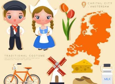 Viajes Países Bajos y Holanda 2019: Ruta de la Iconografía Holandesa