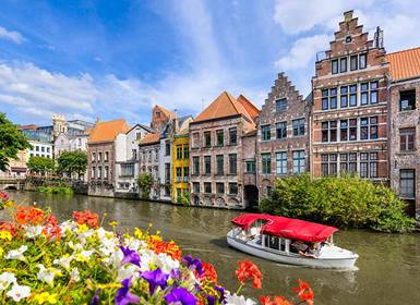 Viajes Bélgica, Países Bajos y Holanda 2019: Ruta por los Tesoros Belgas y Holandeses