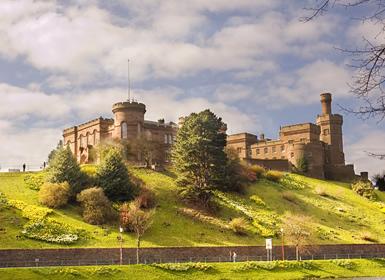 Viajes Escocia 2019-2020: Ruta por los magníficos Castillos y Palacios Escoceses
