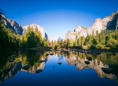 Viajes EEUU y Costa Oeste 2019-2020: Ruta en coche desde California hasta Nevada con Parques Naturales