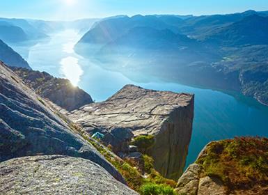 Viajes Noruega 2019: Fiordos Noruegos, el Púlpito y Flåm