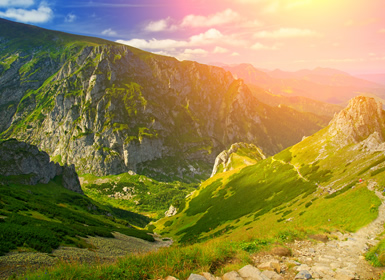 Viajes Polonia 2019-2020: Ruta en coche por el Sur de Polonia con el Parque Nacional de los Tatras