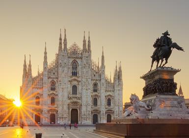 Viajes Italia 2018-2019: Roma, Florencia, Venecia y Milán en tren