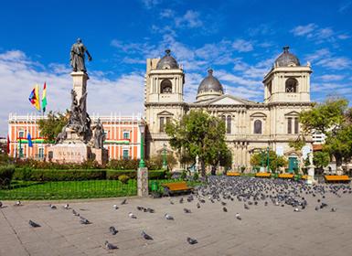 Viajes Bolivia 2018-2019: Santa Cruz, Potosí, Uyuni, Tiahuanaco y La Paz