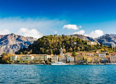 Viajes Italia 2019: Ruta en coche por los Idílicos Lagos del Norte, de Milán a Venecia