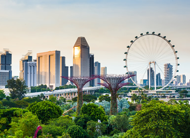 Viajes India, Tailandia y Singapur 2019-2020: Triángulo Dorado, Singapur y Bangkok