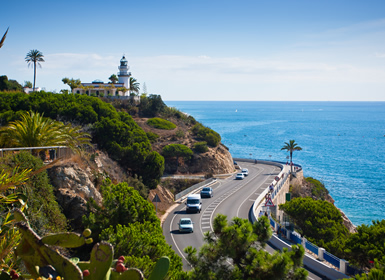 Viajes Cataluña 2019-2020: Ruta por la Costa Brava y la Costa Barcelona