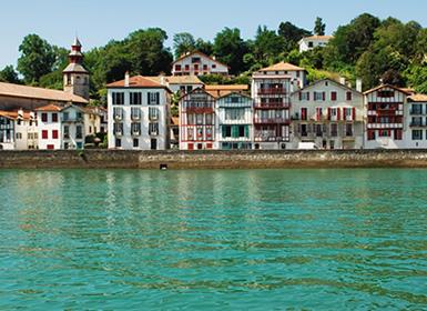 Viajes Francia y País Vasco 2019: Ruta por la Costa Vasca con Biarritz y San Juan de Luz