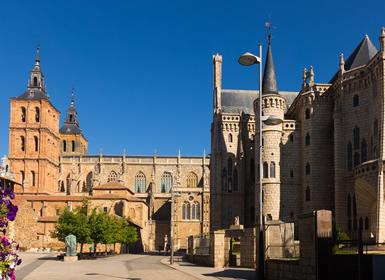 Viajes Navarra, Cantabria, La Rioja, Castilla León y País Vasco 2019: Ruta Jacobea por el Norte de España
