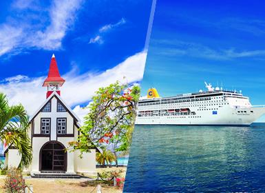 Viajes Seychelles, Madagascar, Isla Mauricio e Islas del Índico 2017: Mauricio y Crucero por Seychelles, Madagascar y Reunión