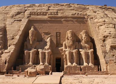 Viajes Egipto 2019: El Cairo y Crucero 7 noches con Abu Simbel