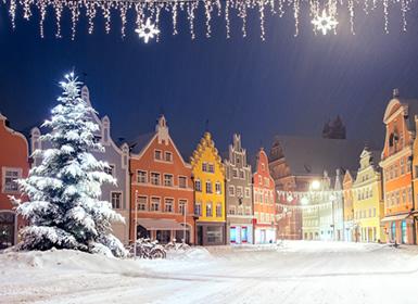 Viajes Alemania 2018-2019: Especial Mercadillos Navideños en Alemania