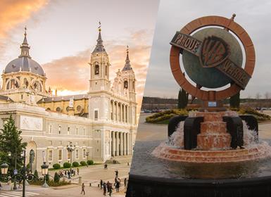 Viajes Madrid 2017: Madrid y Parque Warner