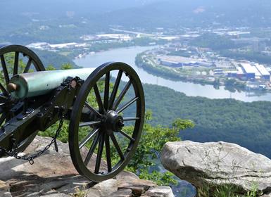 Viajes EEUU 2019-2020: Ruta en Coche de la Guerra de Secesión