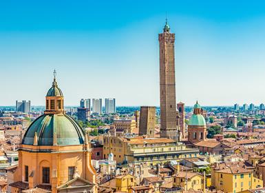 Viajes Italia 2018-2019: Bolonia, Florencia y Venecia en tren