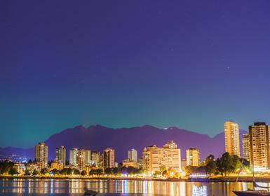 Viajes Canadá 2018-2019: Especial Navidad y Año Nuevo en Vancouver y Auroras Boreales en Yukón