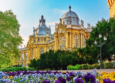 Viajes Austria, República Checa, Centroeuropa y Hungría 2019: Praga, Viena y Budapest en tren