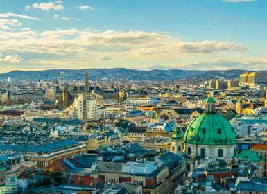 Viajes Austria, Centroeuropa, Hungría y República Checa 2019-2020: Budapest, Viena y Praga en tren
