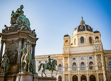 Viajes Austria, República Checa y Centroeuropa 2018-2019: Praga y Viena en tren