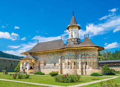Viajes Rumanía 2019: De Bucarest al Delta del Danubio con Monasterios de Bucovina