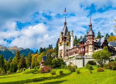 Viajes Rumanía 2019: Transilvania, de Bucarest a Sinaia