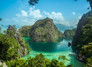 Viajes Filipinas 2019-2020: Paquete Manila, Banaue, Corón, El Nido, Bohol y Malapascua