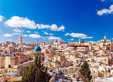 Viajes Israel y Jordania 2019-2020: De Tel Aviv a Jerusalén con Jordania