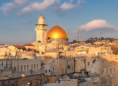 Viajes Israel 2019: Jerusalén y Belén