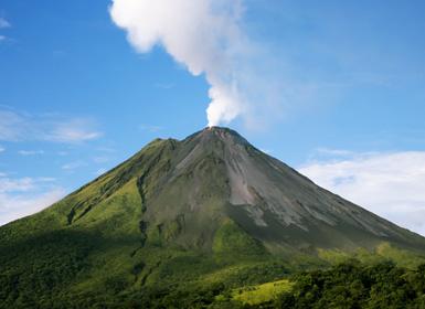 Viajes Costa Rica 2019-2020: Tortuguero, Caribe, Arenal y Monteverde