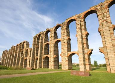 Viajes Extremadura 2018-2019: Circuito Extremadura: Cáceres y Badajoz