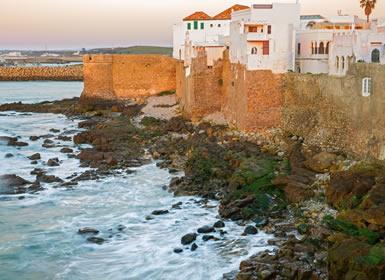 Viajes Marruecos y Andalucía 2018-2019: Circuito Norte de Marruecos desde Málaga