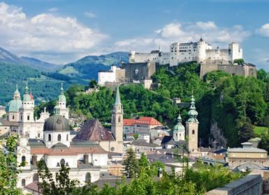 Viajes Alemania, Austria, República Checa y Centroeuropa 2018-2019: Viena, Baviera y Praga