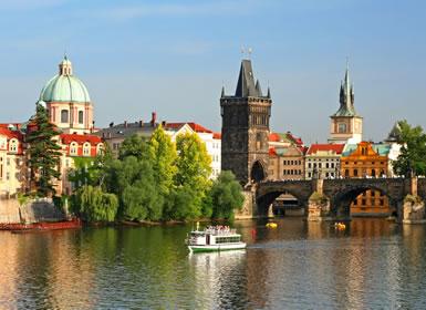 Viajes Alemania, Austria, República Checa y Centroeuropa 2018-2019: Berlín, Praga y Viena