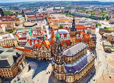 Viajes Centroeuropa, Alemania y República Checa 2019-2020: Berlín, Dresde y Praga