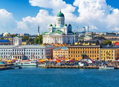 Viajes Finlandia, Suecia, Norte de Europa y Noruega 2017: Oslo, Estocolmo y Helsinki