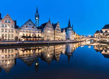 Viajes Bélgica, Inglaterra, Países Bajos y Holanda 2019-2020: Londres, Bélgica y Países Bajos