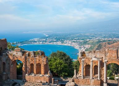 Viajes Sicilia e Italia 2019: Viaje Fly and Drive Italia: Ruta en coche por Sicilia