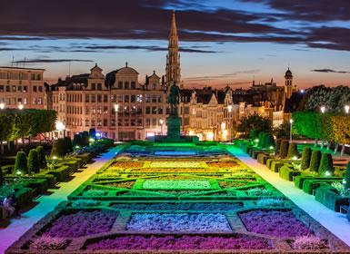 Londres, Bruselas y Ámsterdam Esencial