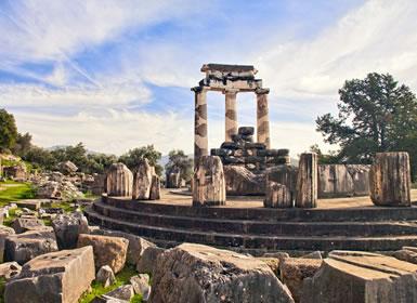 Viajes Grecia 2019-2020: Combinado Atenas, Olimpia, Delfos y Meteora