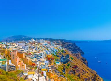 Viajes Grecia 2019: Atenas, Peloponeso y Crucero de 4 días