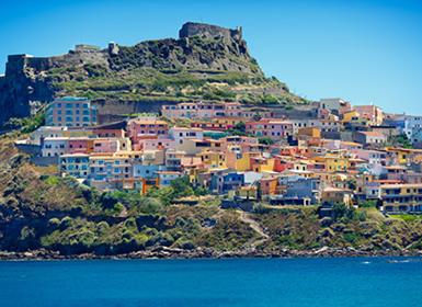 Viajes Italia y Cerdeña 2019: Viaje Fly and Drive Italia: Ruta en coche desde Cagliari