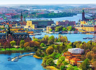 Viajes Suecia 2019-2020: Ruta por la Escandinavia Sueca