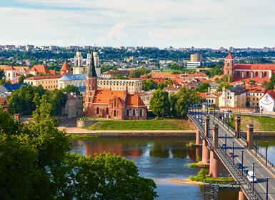 Viajes Letonia, Estonia, Lituania y Norte de Europa 2017: Capitales Bálticas: Vilnius, Riga y Tallin